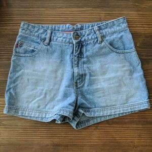 Vintage Zana Di Denim Jean Shorts